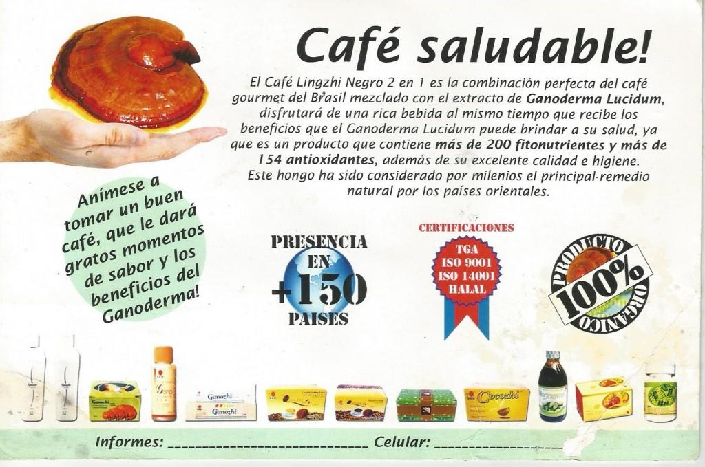 SOLO CAMBIA TU CAFÉ, CON UN CAFÉ AROMÁTICO Y GOURMET ADEMAS DE SALUDABLE...